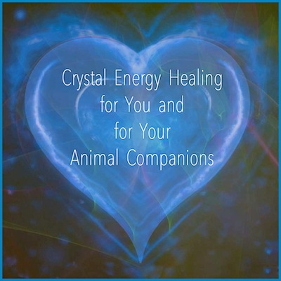 Crystal Energy LOGO Fay Kelley